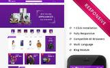"""""""Emart - Mega Store Responsive Premium"""" thème OpenCart adaptatif"""