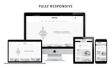 Monora Jewellery Responsive Template OpenCart  №74263