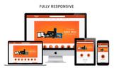 """Ray4u Electronic Store Responsive"" thème OpenCart adaptatif"