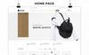 """""""Handy Leather Market Responsive"""" thème OpenCart  Grande capture d'écran"""