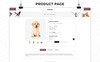 Petbook - Animal Shop Responsive OpenCart Template Big Screenshot