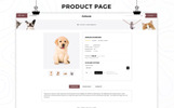 Petbook - Animal Shop Responsive OpenCart Template