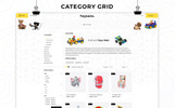 """Toysons - Children Shop Responsive"" Responsive OpenCart Template"