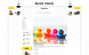 Toysons - Children Shop Responsive OpenCart Template Big Screenshot