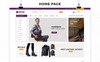 Origin Leather Market - Responsive PrestaShop Theme Big Screenshot