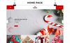 Violet - The Gift Store Responsive OpenCart Template Big Screenshot
