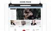 Stylery - The Fashion Store Responsive OpenCart Template Big Screenshot