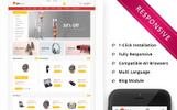 "Bootstrap OpenCart šablona ""Unistone Mega Store - Responsive"""