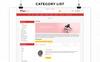 "Bootstrap OpenCart šablona ""Unistone Mega Store - Responsive"" Velký screenshot"