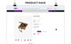 Gifty - The Gift Store Responsive OpenCart Template Big Screenshot