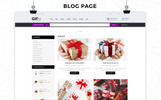 Gifty - The Gift Store Responsive OpenCart Template