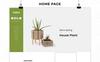 Thred Plant - Responsive OpenCart Template Big Screenshot