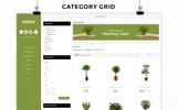 Thred Plant - Responsive OpenCart Template