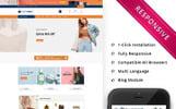 "OpenCart шаблон ""Fashmart - The Mega Store Responsive"""