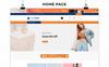 "OpenCart шаблон ""Fashmart - The Mega Store Responsive"" Большой скриншот"