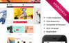 "OpenCart шаблон ""Buymart - The Mega Shop Responsive"" Большой скриншот"