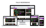 Responsivt Gifty - The Gift Store Responsive WooCommerce-tema