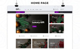 """""""Gifty - The Gift Store Responsive"""" Responsive WooCommerce Thema"""