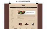 Plantilla OpenCart para Sitio de Panaderías
