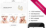 """Luxurate - The Jewellery Store Responsive"" thème OpenCart adaptatif"