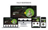 "OpenCart Vorlage namens ""Rush - The Gardening Tools"" Großer Screenshot"