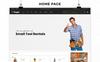 """""""Target - The Tool Store Responsive"""" thème WooCommerce adaptatif Grande capture d'écran"""