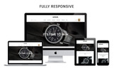 Responsivt Eclock - The Watch Store Responsive OpenCart-mall