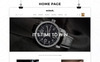 Responsivt Eclock - The Watch Store Responsive OpenCart-mall En stor skärmdump