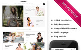 Fashack - The Fashion Store Responsive Template OpenCart  №78757