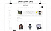 Bootstrap Fashack - The Fashion Store Responsive OpenCart-mall En stor skärmdump