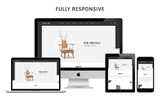 "Tema OpenCart Responsive #78951 ""Thinkbig - The Super Furniture"""
