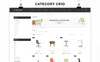 "Tema OpenCart Responsive #78951 ""Thinkbig - The Super Furniture"" Screenshot grande"