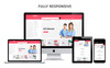 Bootstrap BioZen - The Medical Store Responsive OpenCart-mall En stor skärmdump