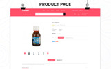 Bootstrap BioZen - The Medical Store Responsive OpenCart-mall