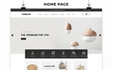 Responsywny szablon OpenCart Furelife - The Furniture Shop Responsive #79185