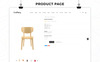 Craftery - The Furniture Store Responsive OpenCart Template Big Screenshot