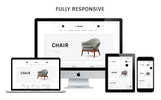 """Dehome - The Furniture Store Responsive"" thème OpenCart adaptatif"