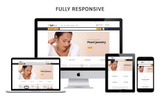 """OpenCart Vorlage namens """"Bridal - The Jewellery Store Responsive"""""""
