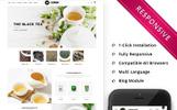Reszponzív Lemon - Beverage Store Responsive OpenCart sablon