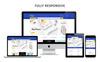 """Responzivní OpenCart šablona """"Tronic - Electronic Store Responsive"""" Velký screenshot"""