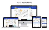 """Responzivní OpenCart šablona """"Tronic - Electronic Store Responsive"""""""