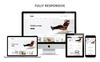 Furni - The Furniture Store Responsive OpenCart Template Big Screenshot