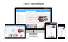 Bootstrap Kichen - Responsive Store OpenCart sablon Nagy méretű képernyőkép