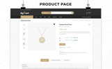 Bgmart - The Jewellery Store Responsive Tema WooCommerce №79775
