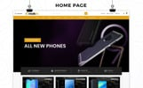 Bootstrap Moblic - The One Stop Mobile Shop Responsive OpenCart-mall