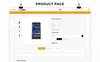 Bootstrap Moblic - The One Stop Mobile Shop Responsive OpenCart-mall En stor skärmdump