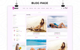 Swear - The Lingerie Store Responsive OpenCart Template