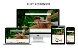 Spazone - The Massage Parlour Responsive Template OpenCart  №79923