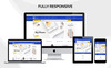 "PrestaShop Theme namens ""Ecmart - The Mega Electronic Store Responsive"" Großer Screenshot"