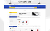 "PrestaShop Theme namens ""Ecmart - The Mega Electronic Store Responsive"""